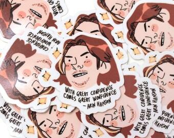 Arin Hanson // Game Grumps (Sticker)