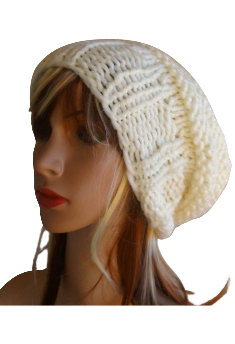 da397179f02 Slouchy Beanie Hat Women s Knitted Beanie Winter Fall