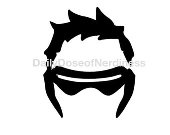 Soldier 76 Icon Decal