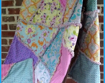 Heart Throb Baby Quilt Pattern Easy To Make Pillow Cover