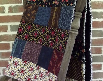 Easy As a Charm Pack Quilt Pattern