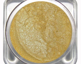 Solid Gold - Mineral Eye Pigment Shadow