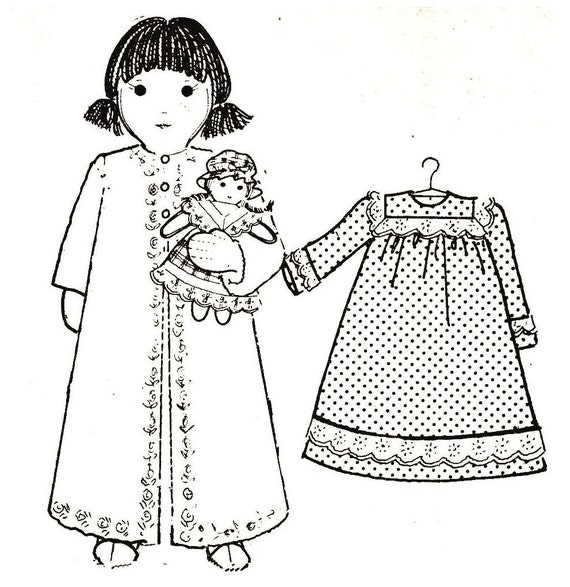 Full Size Pdf Download A4 Printable Sewing Pattern To Make A
