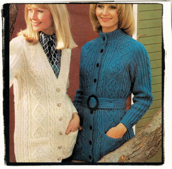 0b40e9f4c363db Instant Download PDF Knitting Pattern to make a Womens Thigh
