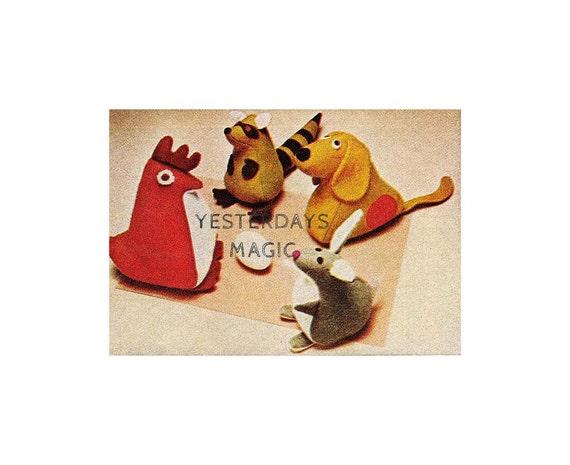 Miraculous Full Size Pdf Sewing Pattern A4 Printable To Make Soft Bean Bag Toy Animals Pets Dog Puppy Hen Chicken Raccoon Rabbit Instant Download Inzonedesignstudio Interior Chair Design Inzonedesignstudiocom
