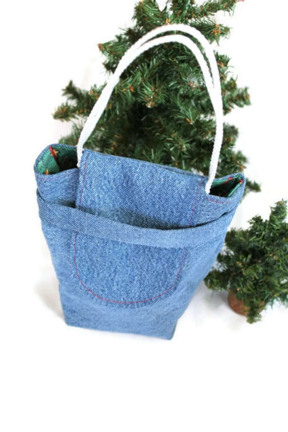 Engel Geschenk Tasche Weihnachten wiederverwendbare kleine | Etsy