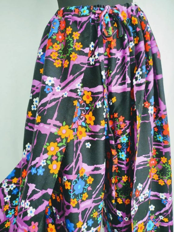 1970s wrap pants