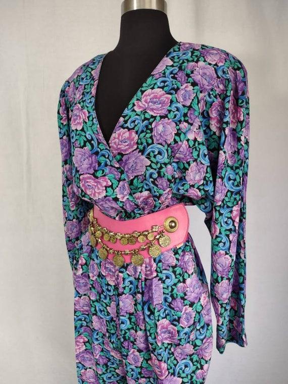 Jumpsuit of jumpsuits 1980s floral