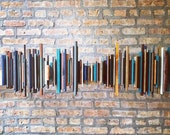 Phish Divided Sky Song Sound Wave, Wood Soundwave Art, Rustic Home Decor, Custom Made, Music Art