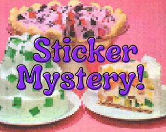 Sticker Mystery Envelope Grab Bag