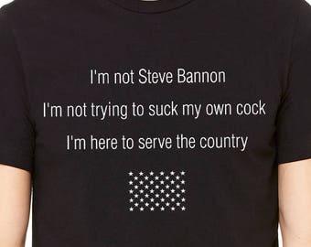 Anthony Scaramucci Quote Tshirt Anti Trump Donald Trump Make America Gay Again maga Make America Great Again Steve Bannon