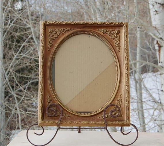 Victorian Style Oval Frame Etsy