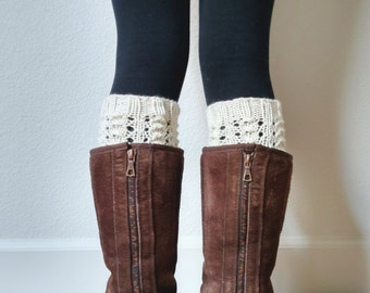 Boot Cuffs Boot Sock Leg Warmers