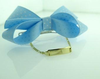 349d9a2c983 14Kt Gold Name Bracelet