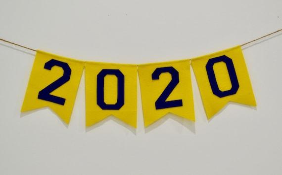 Graduation Banner 2020.Graduation Banner Class Of 2020 Graduation Decor Graduation Party Banner Class Of 2019 Senior Photo Prop Senior Pictures 2020 Banner