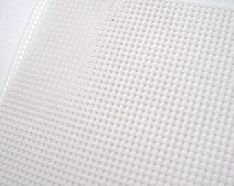 "Plastic canvas grid, bag making, cross stitch EXTRA STIFF, 12""x18"", bag bottoms, cross stitch canvas, cross stitch grid,"