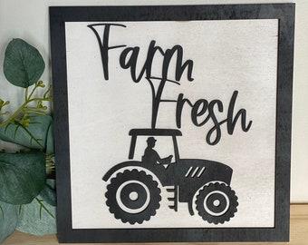 "Farmhouse Signs 8"""