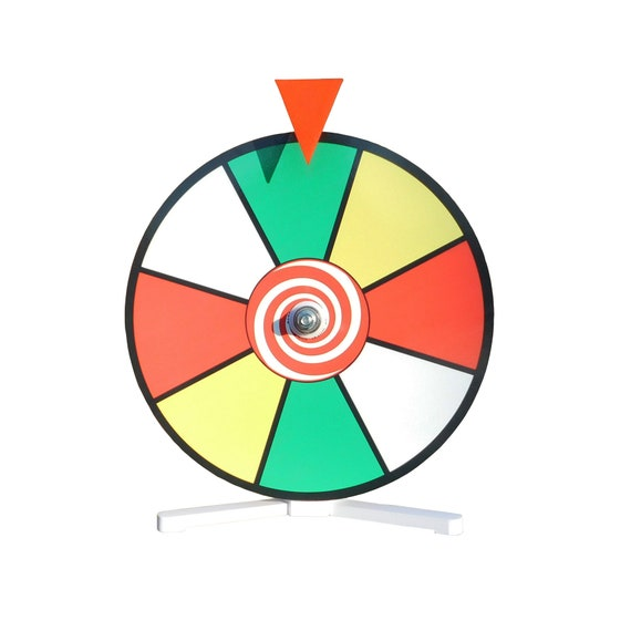 Editable Dry Erase Prize Wheel / Wheel Of Fortune / Carnival Game / Fun  Fair Game / Spin To Win Game / Spinning Wheel/ Trade Show Promotion