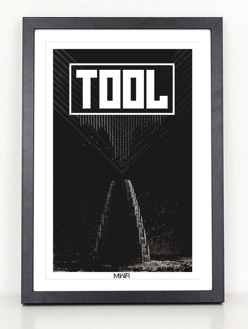 Lorde band poster print