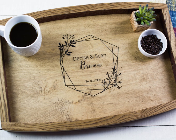 Bridal Shower Gift Foodie Gift Custom Wedding Gift Personalized Gift Wine Barrel Gift for Her
