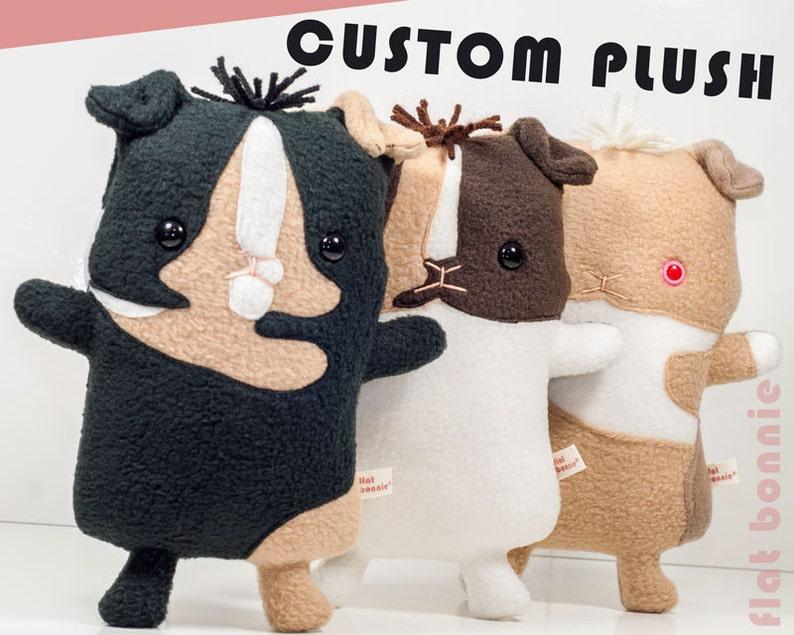 Guinea farcito personalizzatoEtsy Pig personalizzato Giocattolo nwPkO80X