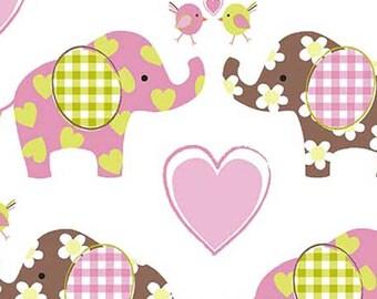 Best Friends Nursery - Elephant Birds from Springs Creative
