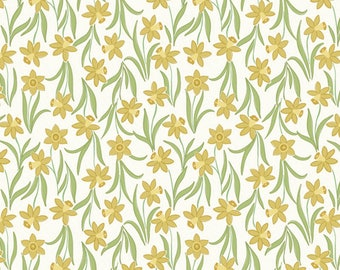 Flo's Little Flowers - Daffodils White from Lewis and Irene