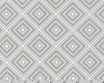 Metro Living - Silver Diamonds from Robert Kaufman