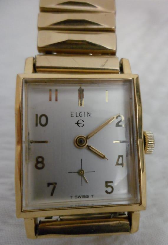 Elgin Unisex Watch