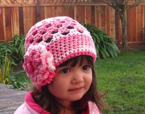 Cute Stuff Beanie - Crochet hat pattern PDF - Fun and easy to make ...