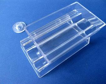 Polymer Clay Bead Making Machine Bead Tool DIY Acrylic Roling 3 Shapes Round Oval Diamond