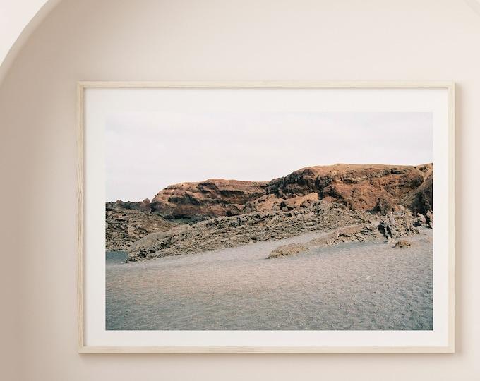 El Golfo Lanzarote volcano island Fine Art print 8 - from Poetica natura