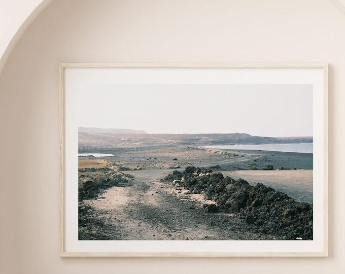 El Golfo Lanzarote volcano island Fine Art print 9 - from Poetica natura