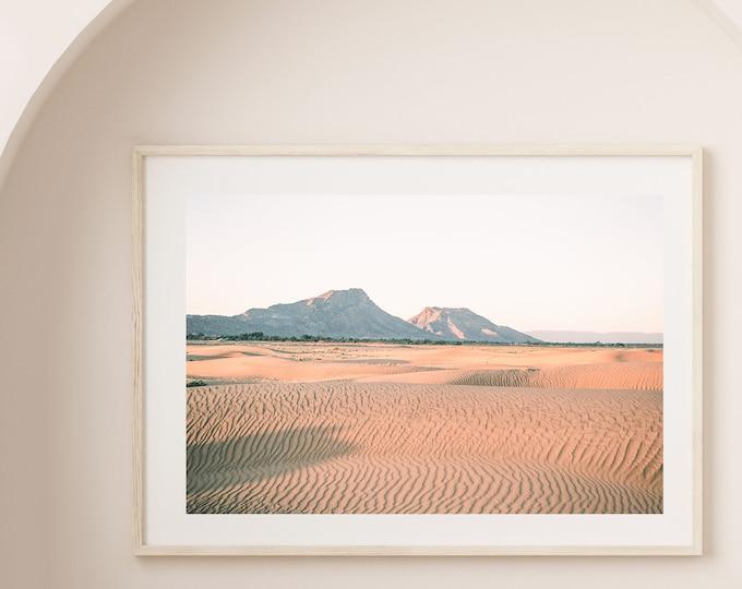 Morocco Zagora desert Fine Art print 1 - from Vivid fragments of Morocco