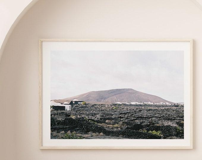Lanzarote volcano island Fine Art print 11 - from Poetica natura