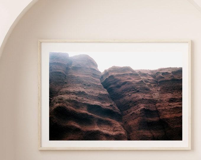 El Golfo Lanzarote volcano island Fine Art print 10 - from Poetica natura