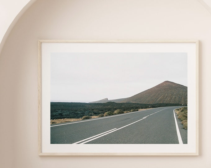Lanzarote volcano island Fine Art print 14 - from Poetica natura