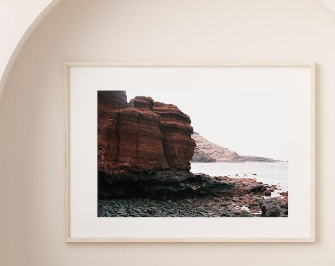 Lanzarote volcano island Fine Art print 6 - from Poetica natura