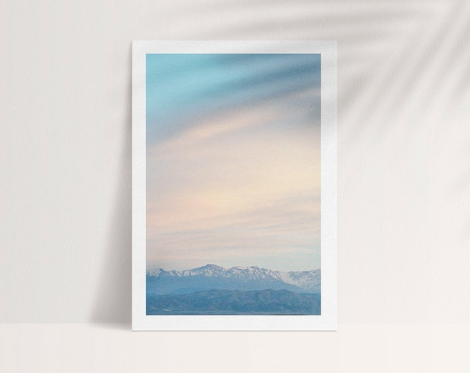 Marrakech Atlas mountains Post card 1 - from Vivid fragments of Morocco