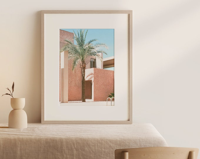 Marrakech Dar Sabra Fine Art print 1 - from Vivid fragments of Morocco