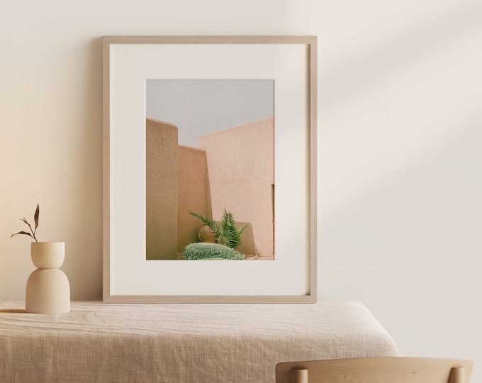 Marrakech Berber Lodge Fine Art print 1 - from Vivid fragments of Morocco