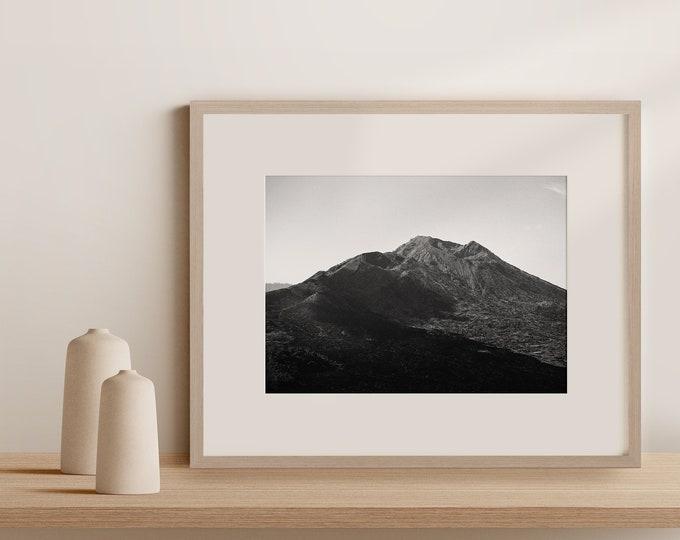 Monochrome Bali Kintamani Fine Art print 16 - from Poetica natura, Misc monochrome