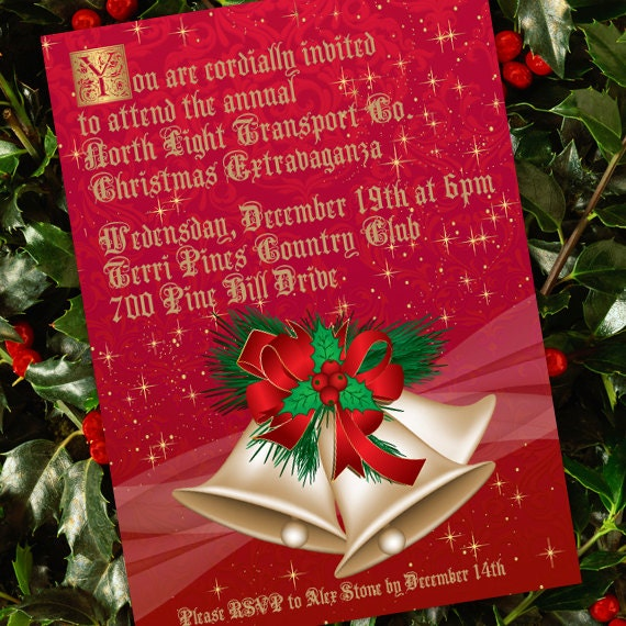office party invitation firm holiday party invitations christmas