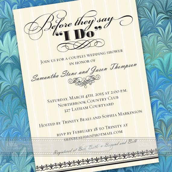 wedding invitations, ivory wedding invitations, wedding package, cream wedding shower invitations, wedding shower invitations, IN410