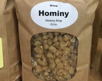 Hominy, Pozole, Dried