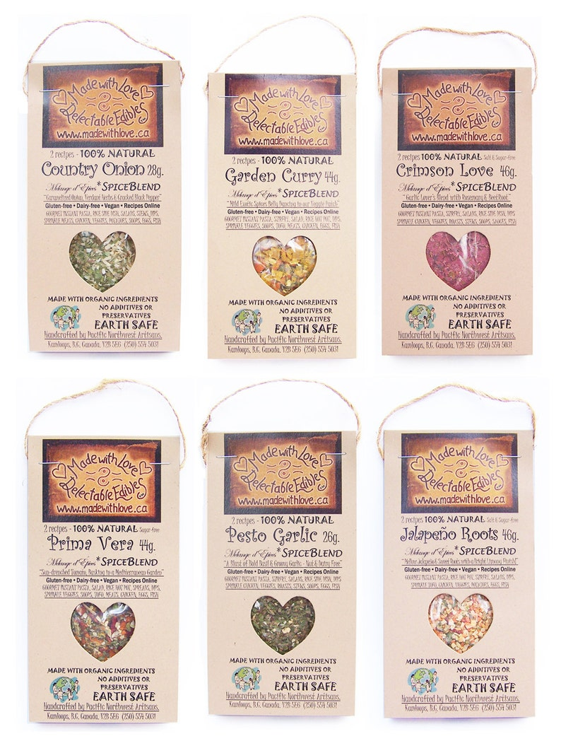 Buy Six Flavours  The Perfect Edible Gift  Made with Love  image 0