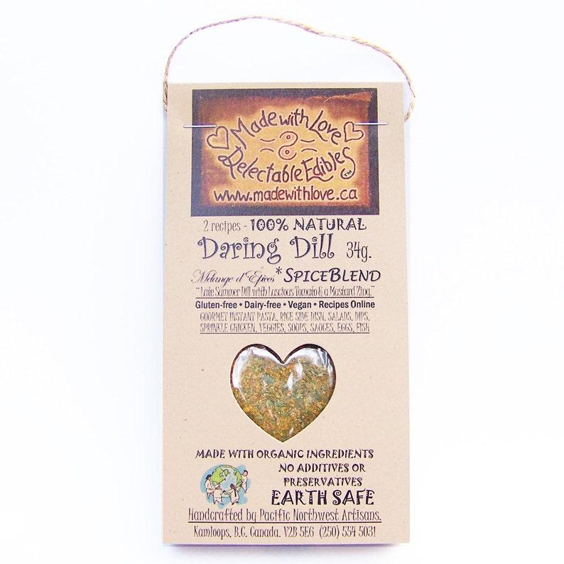 2 oz Daring Dill Eco Artisan Spice Blend  Gluten-Free image 0