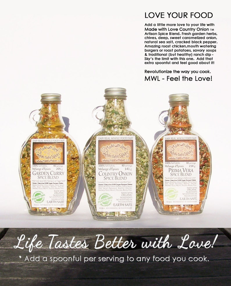 Spice Blends  Herb and Spice Mix  Organic Herb Spice & image 0