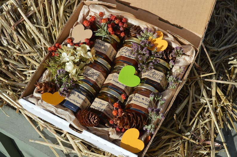Natural Preserves Artisan Jams Jellies Syrups Made with image 0