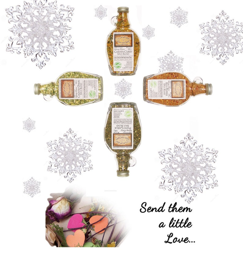 Home Kitchen Spice  Artisan Spice Blends Edible Gourmet Gift image 0